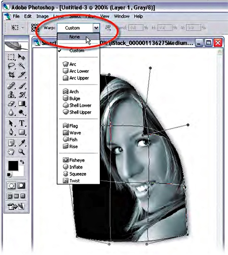 How to Work Smart In Photoshop -- It is possible to scale, transform, rotate, and warp any raster or vector graphic in Photoshop without losing a single pixel in the process. Possible, that is, if you use Smart Objects