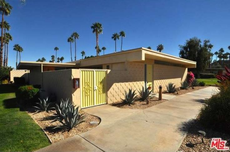 17 best images about palm springs dreaming on pinterest for Palm springs condos for sale zillow