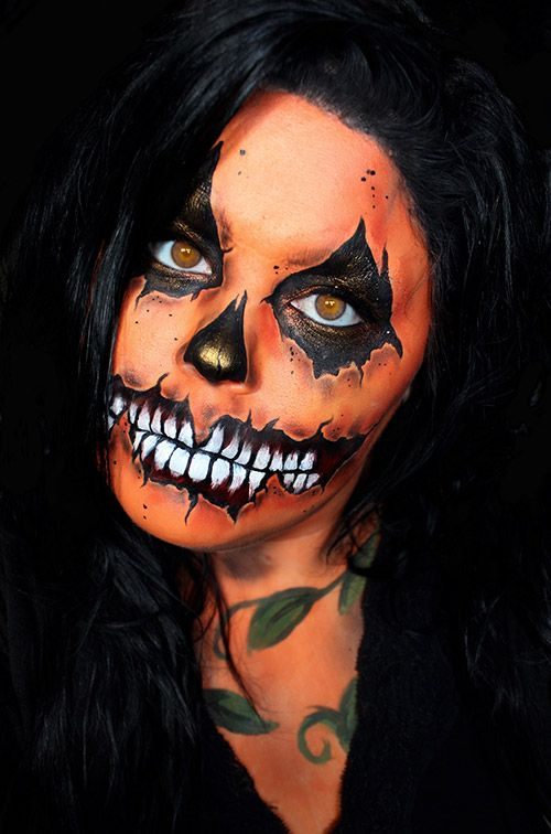 Day 12 of Mehron's 31 Days of Halloween...check out our website for more detailz!!!!