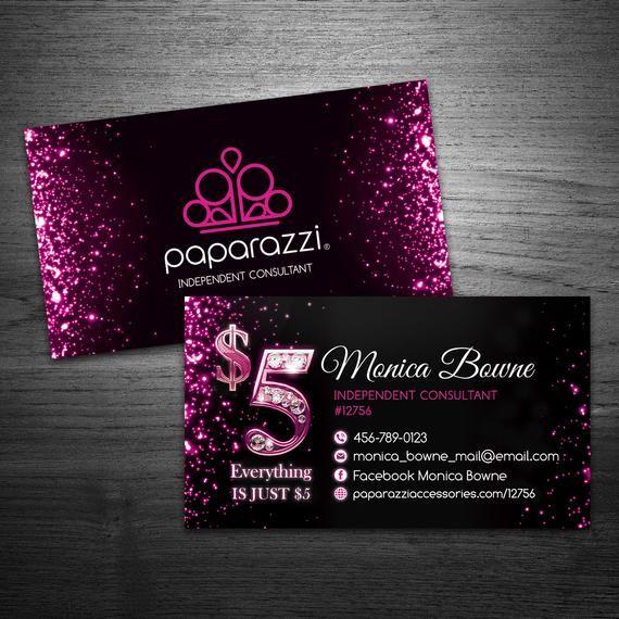 36d3ce48c2502 Paparazzi Business Cards, paparazzi jewelry, paparazzi accessories ...