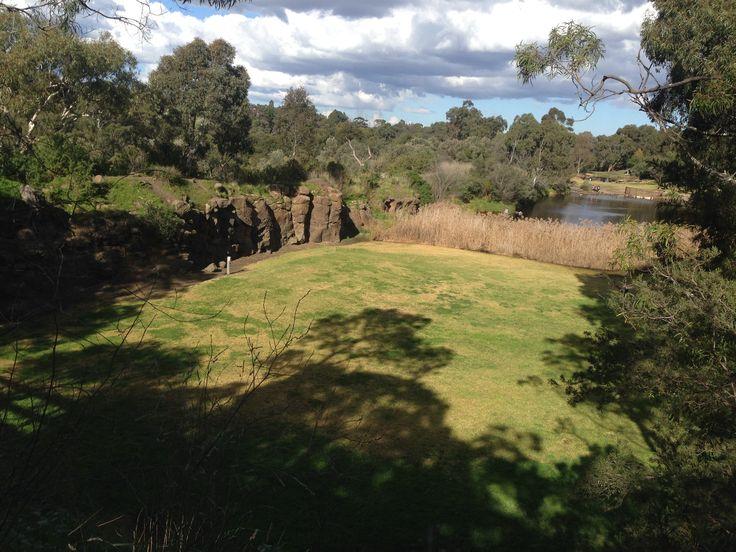 Darebin parkland amphitheatre (potential group shot?)