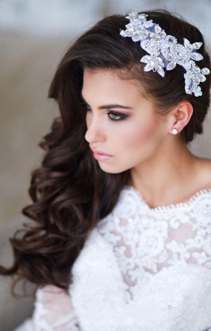 30 besten Brautfrisuren Bilder auf Pinterest