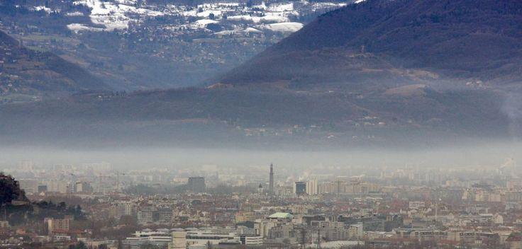 Circulation : après Paris, Grenoble lance la chasse aux voitures polluantes