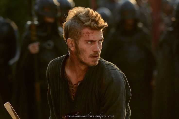 Hayden Christensen in Outcast