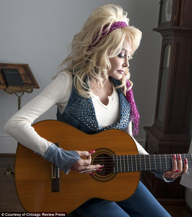 Dolly Parton tells of grim past in new book of interviews   Daily Mail Online