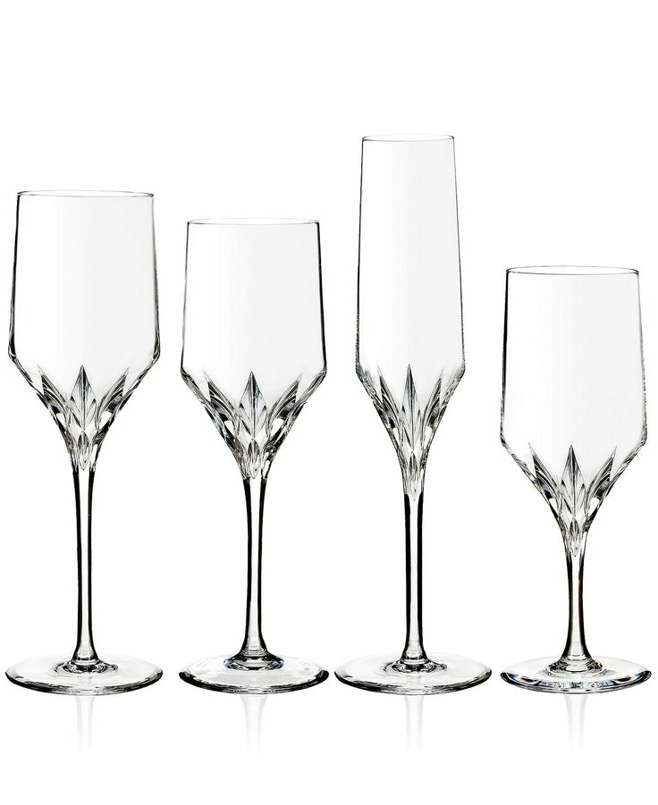 37 best special moments stemware images on pinterest crystal stemware wine glass and barware - Vera wang martini glasses ...