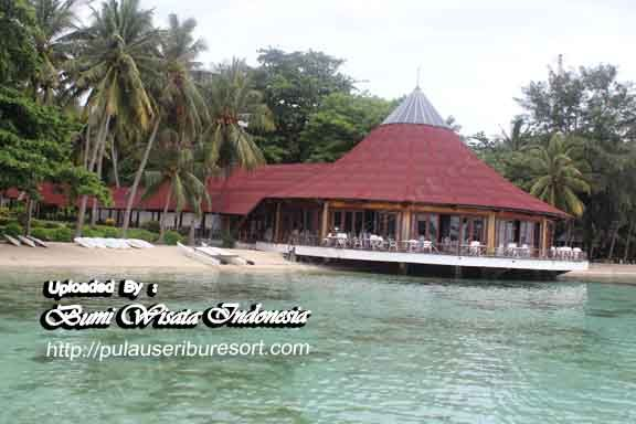 Pulau Seribu - Pulau Pantara Resort