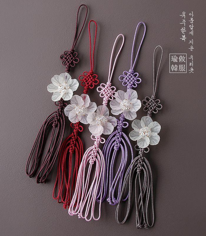 여름꽃노리개