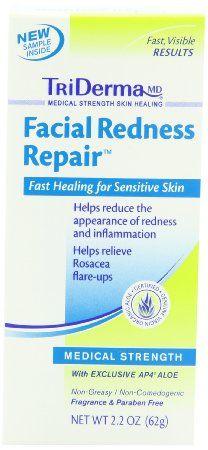 Facial Redness Repair