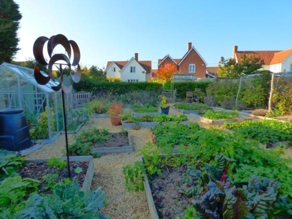 Vegatable Garden House Styles Property For Sale