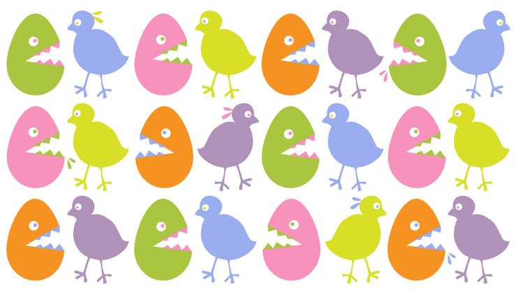 Evil Easter pattern free printable download on  www.vendettauncinetta.com (ITA+ENG text)