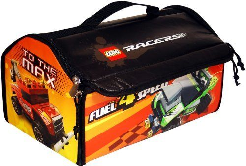 Neat-Oh! LEGO RACER ZipBin Tool Box Playmat by Neat-Oh. $12.99. Sturdy, heavy duty zippers. Colorful, durable, wipe clean surface. Meets child safety standards. From the Manufacturer                LEGO® RACER ZipBin® Tool Box & Playmat unzips from a tool box into a workshop playmat.  A ramp is included for racing test driving your creations. The playmat zips back into the tool box capturing the LEGO® Blocks inside.  Ideal for portable play.   ZipBin(R) Products - TOTALLY NEAT...