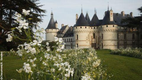 Domaine & Château de Chaumont sur Loire et festival des jardins - Tourisme en France