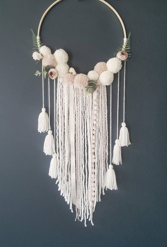 Boho Nursery Dream Catcher