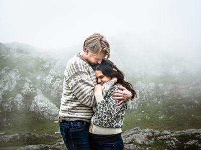 Le mariage franco-norvégien de Janaína + François-Xavier : Entre fjords et château de conte de fées