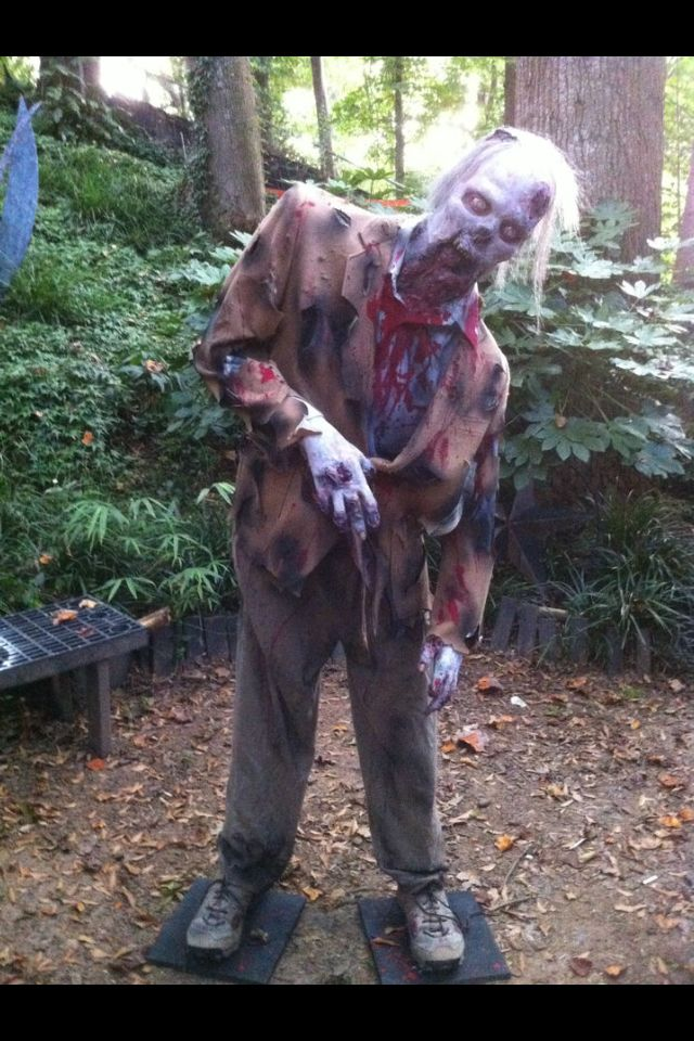 New zombie prop