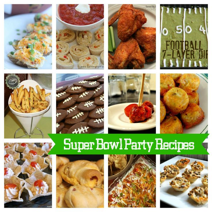 Super Bowl Party Ideas 207 best superbowl parties images on pinterest | football parties