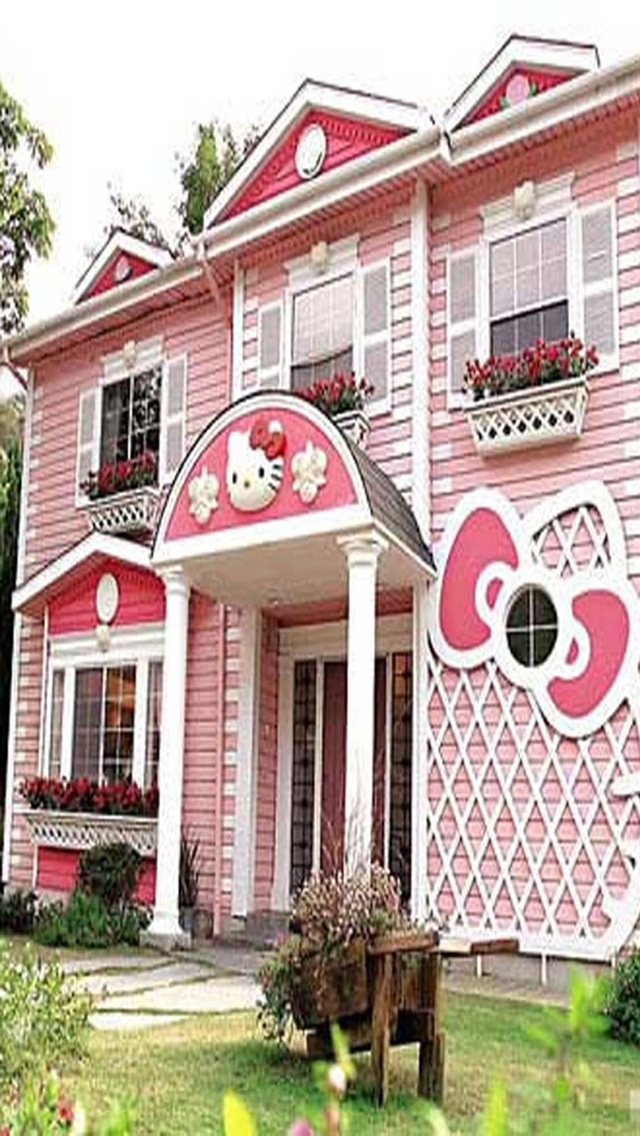Hello Kitty Houses Real Houses 56 best cool houses images on pinterest | architecture, home and
