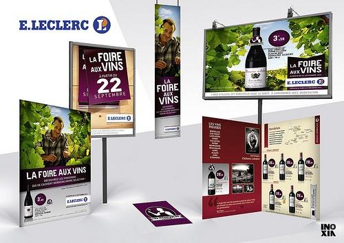 E-LECLERC-LA FOIRE AUX VINS