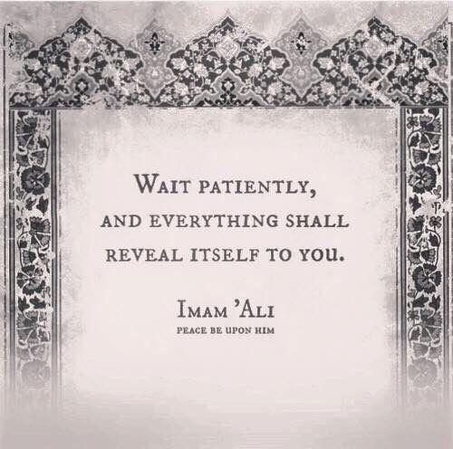 Islam is so beautiful MAULA A.S