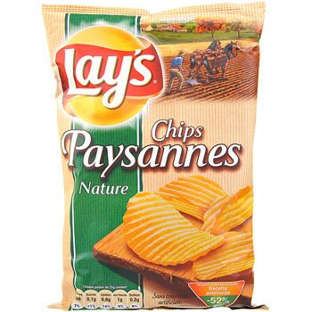Lays chips paysanne what pinterest search and chips - Vinaigre et gros sel ...