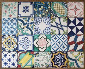 L'antica Ceramica vietrese artigianale, pavimenti e rivestimenti