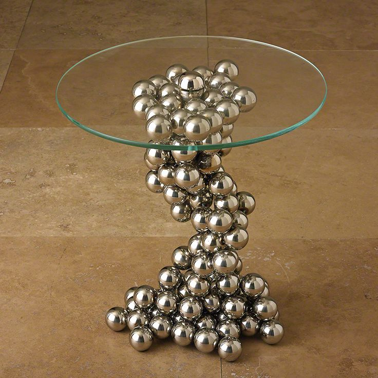 Sphere End Table #giftlocal #winyourgiftlist