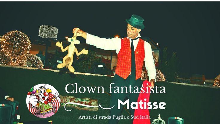 Matisse - Artisti di strada Puglia e Sud Italia