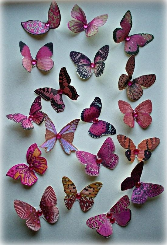 549650329492489692 18 assorted small paper  butterflies by LOVELYDECORATIONSLAB