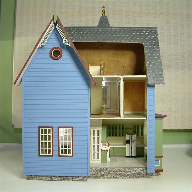 1000+ Images About Fairfield Dollhouse On Pinterest