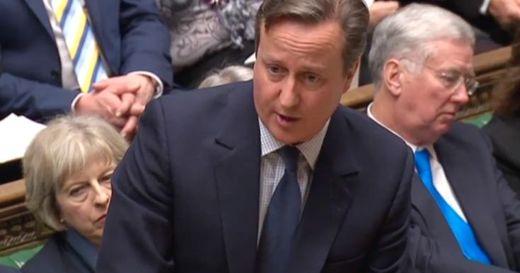 The Prime Minister's comments have been called callous and heartless after he used them to attack Jeremy Corbyn at PMQs on Holocaust Memorial Day