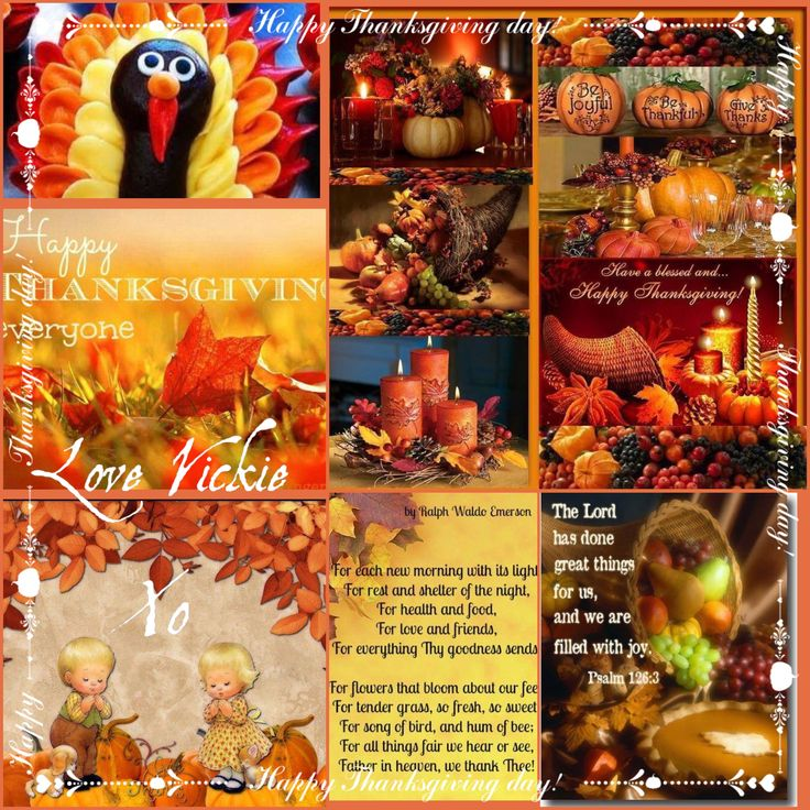 Happy Thanksgiving My Sweet Angel Sisters! I have been busy readying for tomorrow but wanted to send you this greeting to wish you a very Happy and blessed day! My children and grandchildren will be here and so I'm very thankful for these precious blessings! As I am thanking God for each of you! Much love! ¥!ck!£ ❤️️