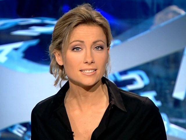 Anne-Sophie Lapix 25/11/2007