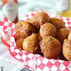 Hush puppies!