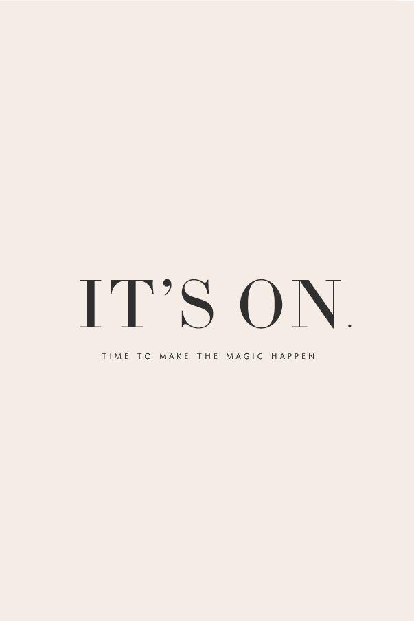 Make It Happen >> Make It Happen Motivational Quotes Positive Quotes Words Quotes