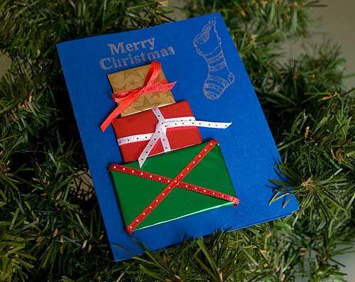 hand carft birth day card | New year card idea - Handmade Cards 2012 -2013 | Handmade Cards 2012 ...
