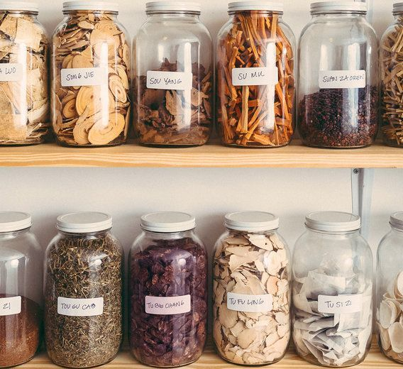 Herbal blends for every health woe.