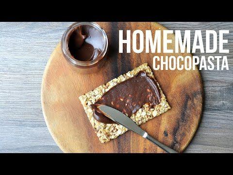Video: Homemade chocopasta - OhMyFoodness  Ik ben absoluut geen zoetekauw. Ben meer van het hartige. Maar chocoladepasta maken vind ik wel een uitdaging. Ga het proberen!