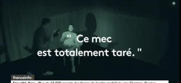 """Le YouTuber Jhon Rachid s'en prend à Eric Zemmour sur France Info: """"Ce mec est totalement taré... Taré !"""" Regardez"""