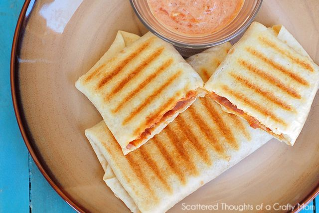 My kids would love these Grilled Bean and Cheese Burritos.     They would be delish using leftover Frijoles Rancheros. Bean recipe on Simple Bites: http://www.simplebites.net/warm-up-your-season-with-beans-recipe-frijoles-rancheros/