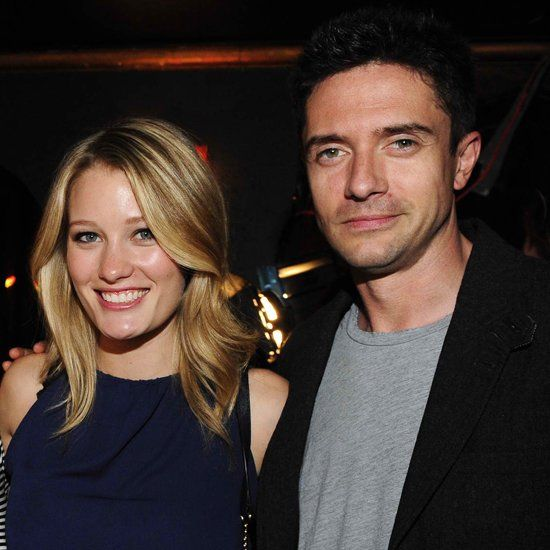 Pin for Later: Topher Grace and Ashley Hinshaw Are Engaged — See Her Ring!