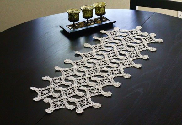 Patrones de tapetes tejidos - Imagui