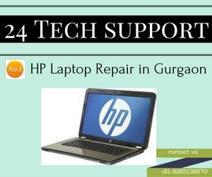 24 Tech Support is a dominant HP Laptop Repairing company in Computer, Laptop, Printer repairing and technical support company in Gurgaon at the reasonable prices. We are offering services by the experienced technicians with full knowledge of repairing of any brand laptops and computer without any damage and data loss.