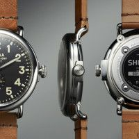 Shinola Runwell Watch | Cool Material