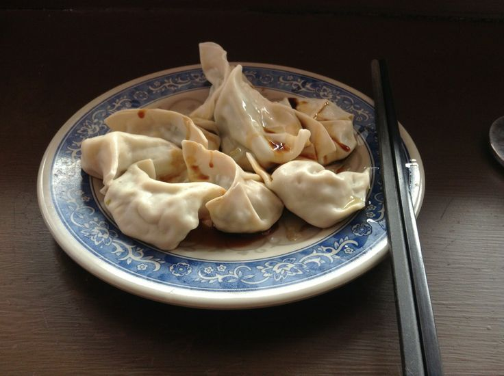 Dumplings, what else do you need?