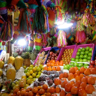 Amazing Mexican markets, 2010