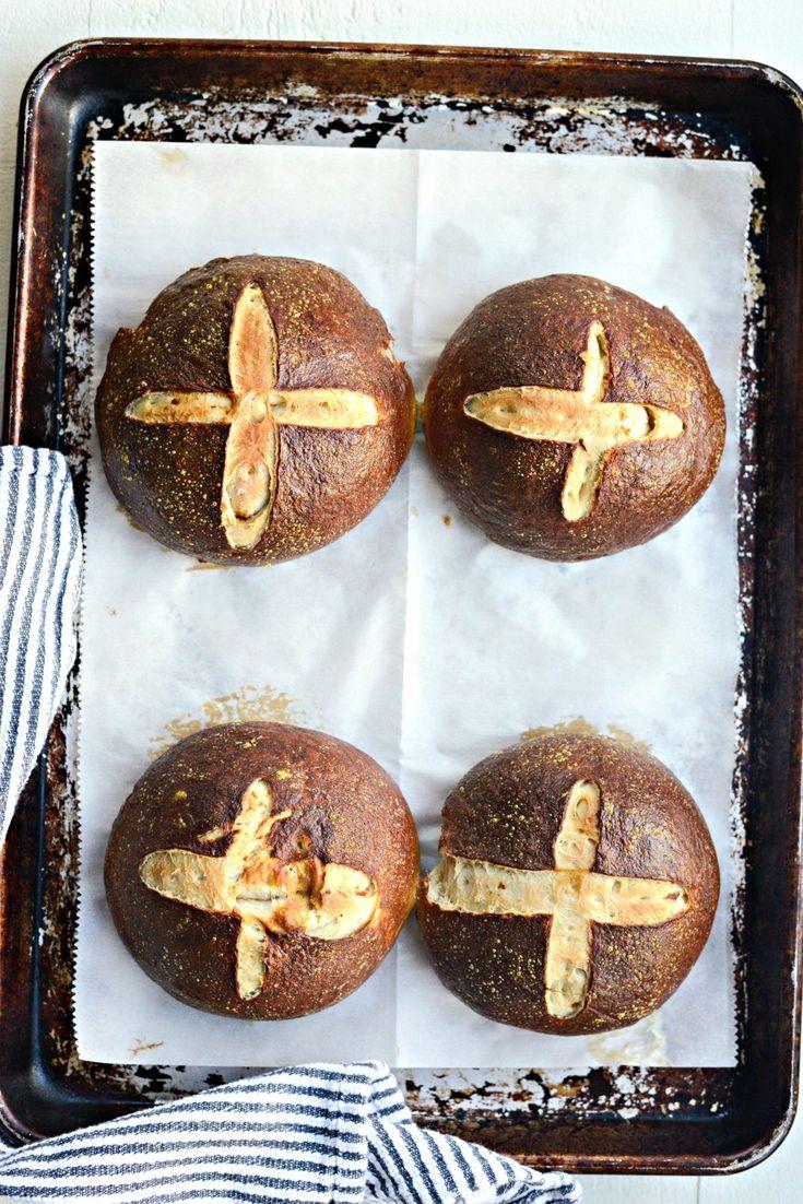 Easy Homemade Pretzel Bread l SimplyScratch.com (28)