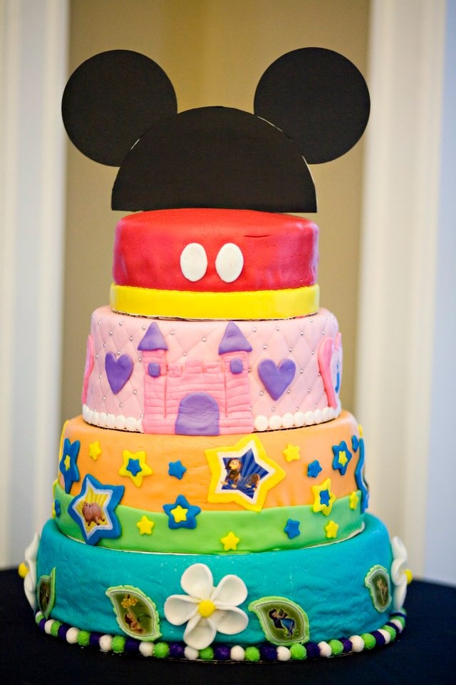 50 Best Images About Disney Cake Inspiration On Pinterest