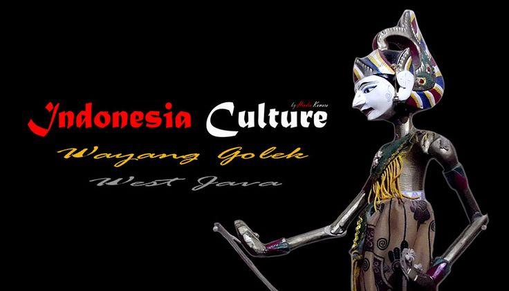 """Wayang Golek """"Indonesian Culture"""""""
