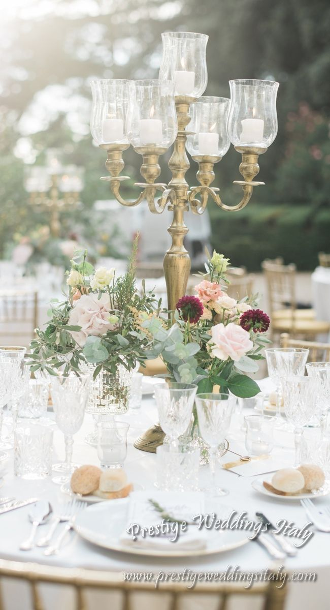 Wedding Tuscany Gold Chandelier Little Vases With Roses And Eucalyptus Gold Chiavari Chairs M In 2020 Chiavari Chairs Wedding Tuscany Wedding Gold Chiavari Chairs